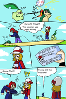 HG Nuzlocke : 5 by SaintsSister47
