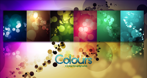 Colours wallpaper pack by Kemaru