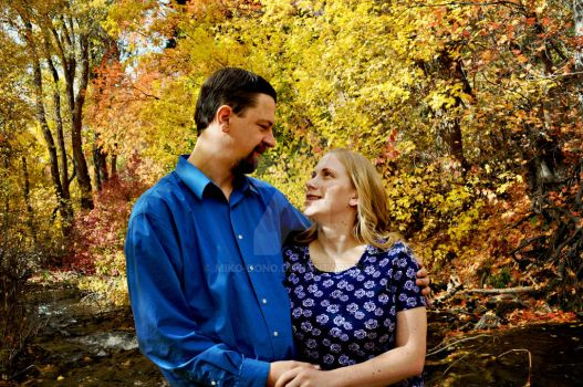 Engagement Pictures 03 by Miko-dono
