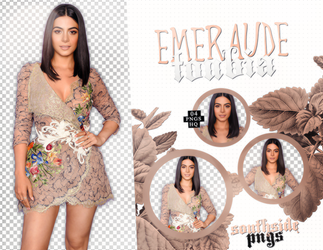 Png Pack 3949 - Emeraude Toubia by southsidepngs