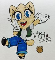 Wittie's Bio! by HikkHyric