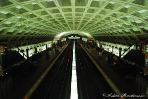 Washington D.C. Subway 2 by abacksmeier
