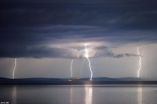 Thunderstorm by PPILIC-ST