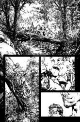 Cape 2 #2 page 8 inks low res by Spacefriend-KRUNK