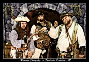The Three Privateers by pendragon93