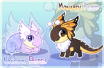 (SOLD!)Adoptable Designs Set Price! by Miizue