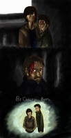 SPN- What he saw by KendallNS