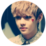 [F2U] BTS V Icon/Circle thing?? by HorseWarriorArts