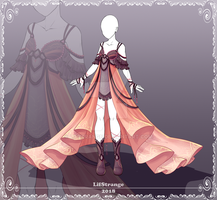 [Close] Adoptable Outfit Auction 193 by LifStrange