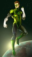 Green lantern color1.0 by androsm
