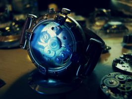 the watchmaker by Hazuza
