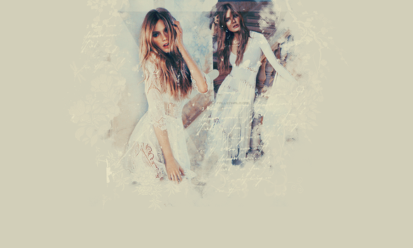 Constance Jablonski (Model) Header by FallennHalo