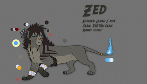 zed reference by DRGNFL