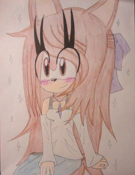 Amethyst Cute Outfit by Sonicgirlfriend65