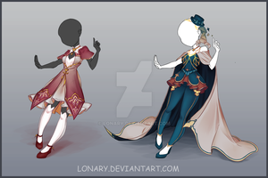 [Close] Design adopt_192-193 by Lonary