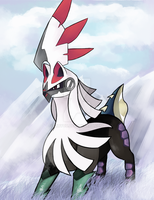 Animation- Silvally