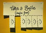 take a smile. by Shutter-Shooter