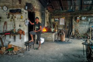 Blacksmith by varunabhiram