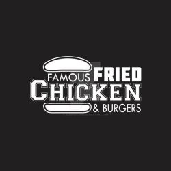 Famous Fried Chicken Logo by albundyland
