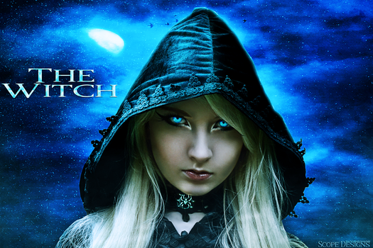 The Witch by ScopeDesigns