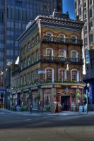 London Old Pub - HDR by Hadcorp
