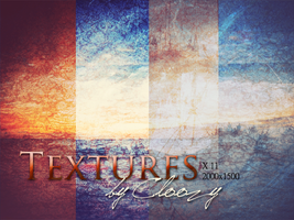 Textures Pack by Cloozy