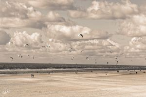 St. Peter Ording Germany by ScipiHamburg