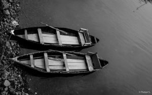 Two Brothers and Both had Boats by pranav03