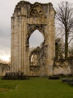 HDR stock St Mary's Abbey 1 by ED-resources
