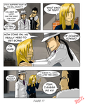 Blood and Tears: Page 17 by Mysterious-D