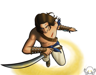 Prince of Persia by Medusa-the-Eternal