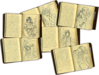 Sketches from my pocket 10 by Tigryph