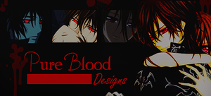 Pure Blood Banner by Kagamine-Nao