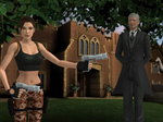 Tomb Raider III - Home at Croft Manor by JasonCroft