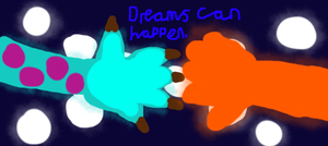 Dreams can happen. by BenBandicoot