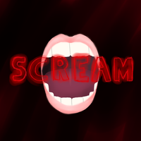 Scream by BoreDoodlez