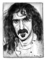 Frank Zappa by BasseBlues