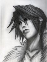 Squall Final Fantasy VIII by ShiningLight72