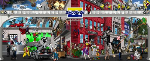 Smooth-On Studios Final by JoeGrafix
