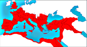 Roman Empire in 116 by woodsman2b