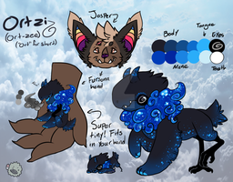 Ortzi Ref by MonsterMeds