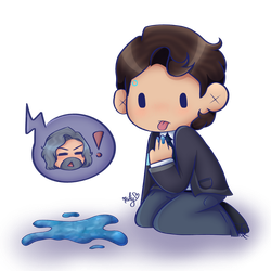 CONNOR NO by naty7913