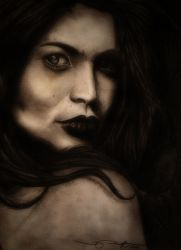 Anne Curtis by fineapaulworks