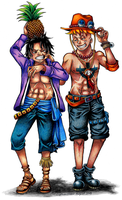Outfit Switch by Captain--Ruffy
