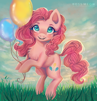 Pinkie~ by BossMeow