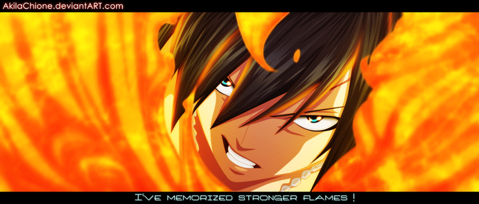 I've Memorized Stronger Flames ! by AkilaChione