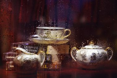 Cup of good tea by PaVet-Photography