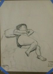 figure drawing 2016-02 by skyeomega