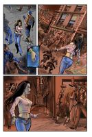 Top Cow Talent Hunt 2013 Page 5 by Fusciart