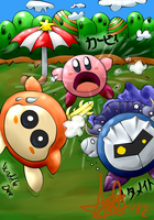 Kirby's Adventure - A Revamp by Pixel-Andy